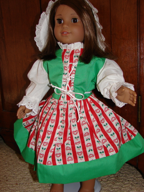 Fair Trade Doll Dresses Fit American Girl Other 18 By