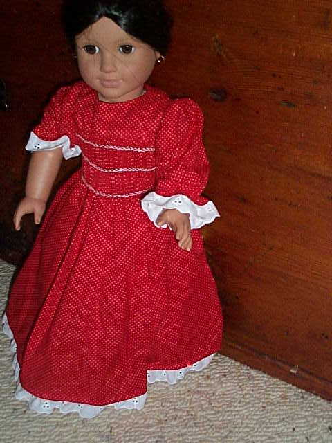 Fair Trade Doll Dresses Fit American Girl Doll Amp Other 18