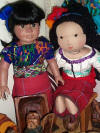 Chajul Guatemala 18' Ethnic Doll Clothes that fit American Girl Dolls such as Josefina