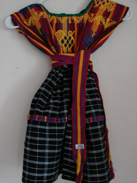 16 Quot 18 Quot 23 Quot Handwoven Mayan Doll Doll Clothes From San
